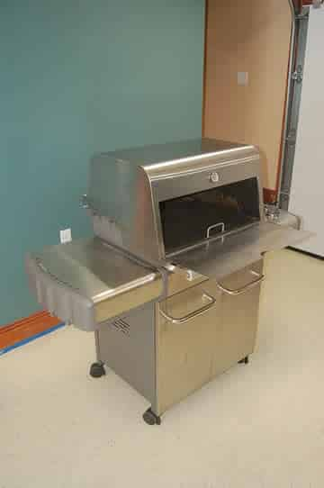 Continuous Convection Cooking Grill