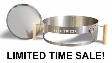 KettlePizza Pizza Oven Spring Sale
